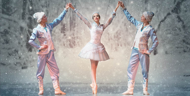 новогоднее представление в муз театре