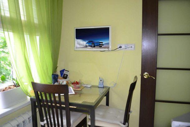 телевизор на кухне 22 дюйма