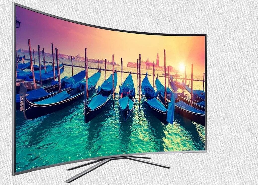 самый четий и яркий на 2019 Samsung UE 43KU6500U