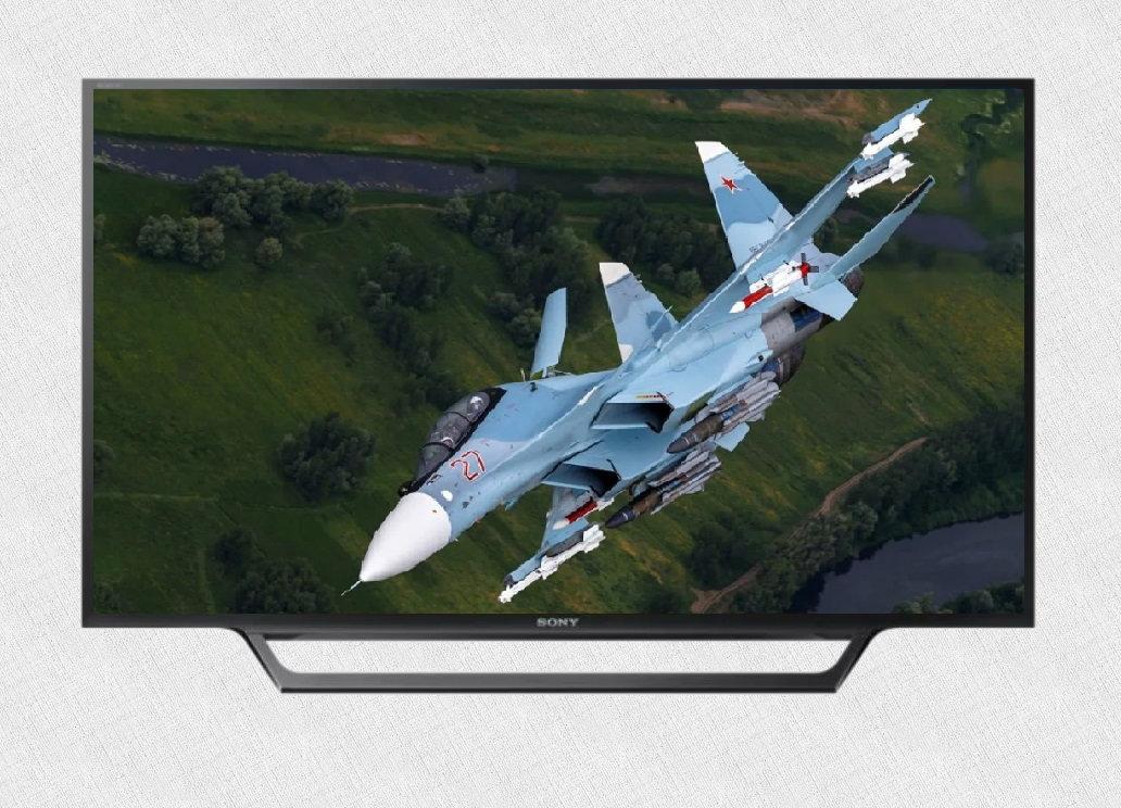 Sony KDL-40RD453 качество