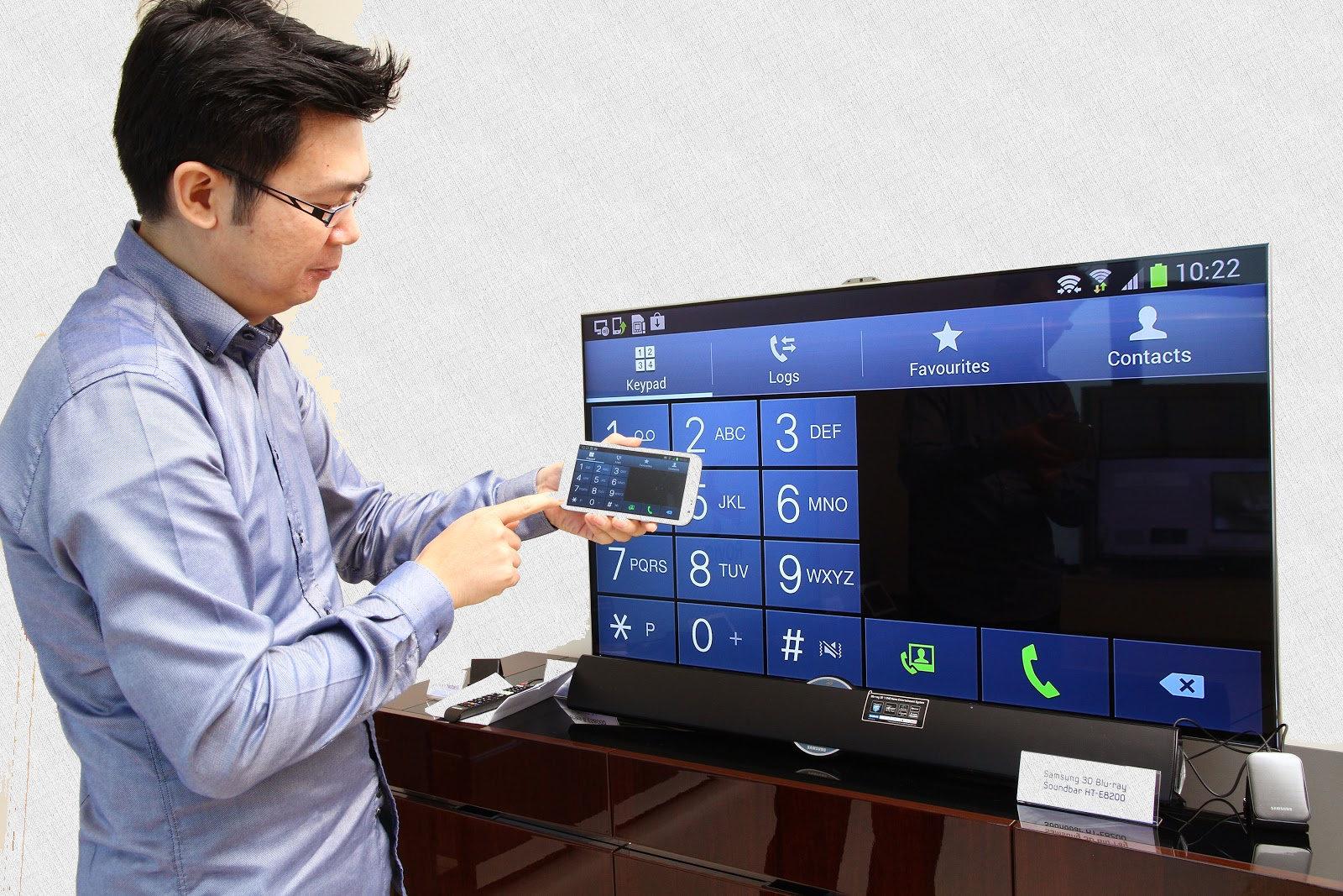 подключение смартфона к телевизору через вай-фай