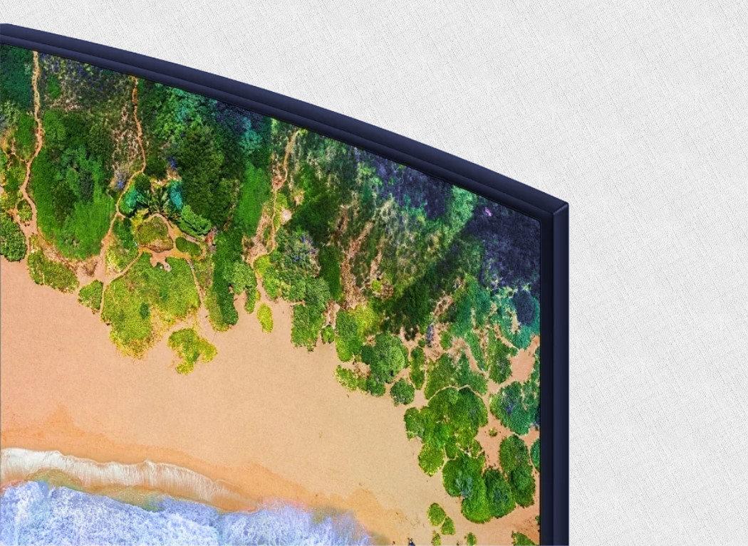 лучший бюджетный Samsung UE-55 NU 7300 UXRU
