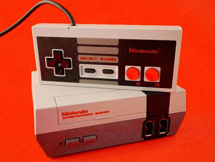 Nintendo Mini Classic Super Nintendo Entertainment System
