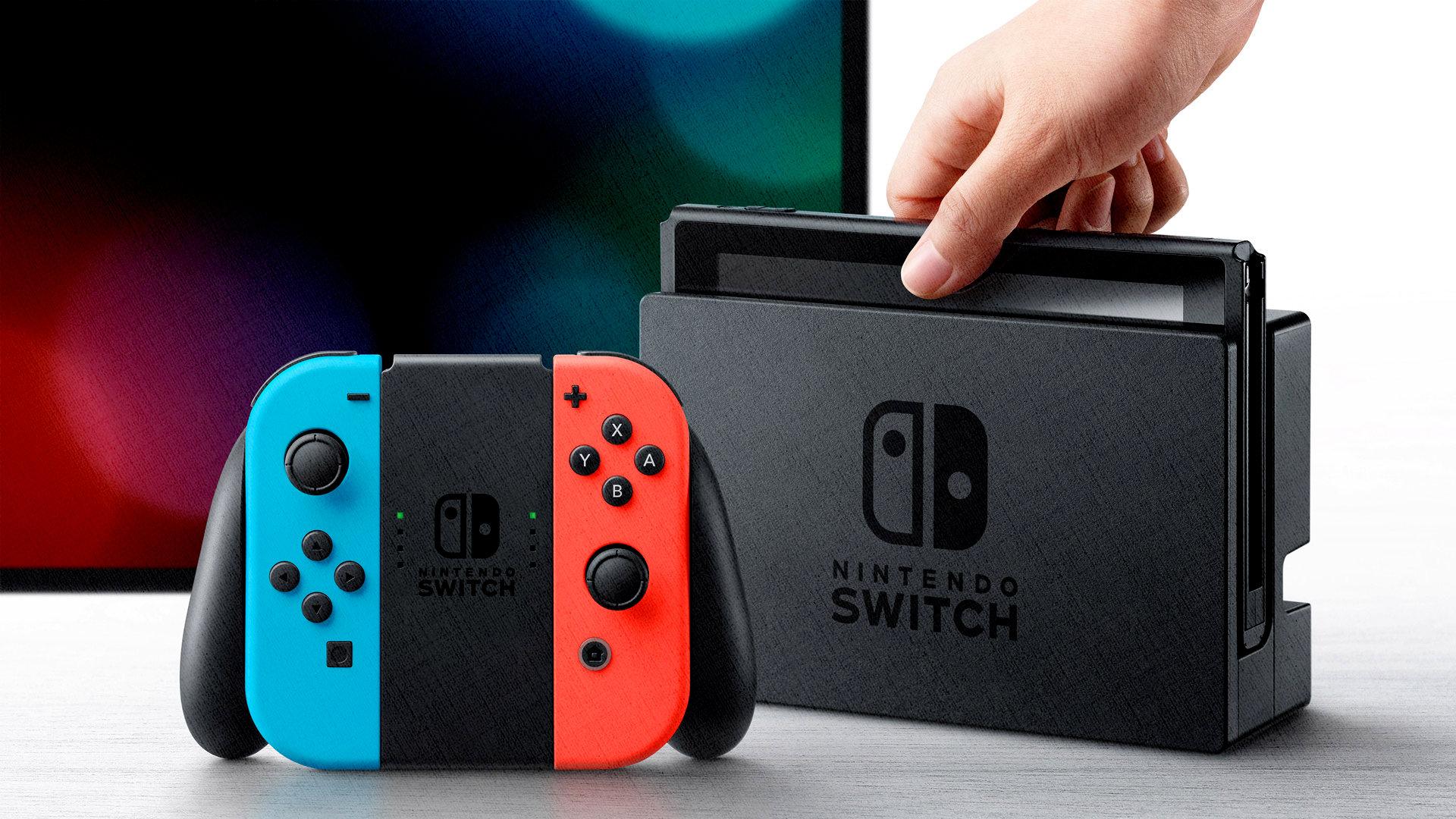 Nintendo Switch можно выбрать в 2019 году