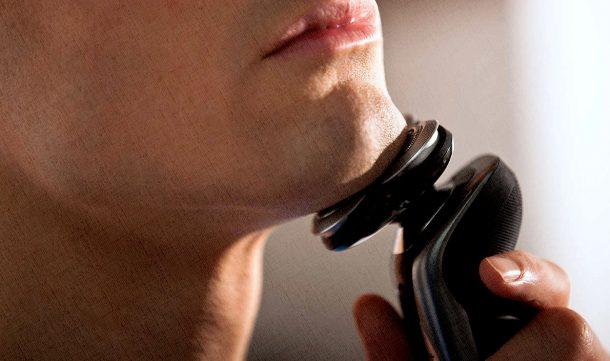 роторная бритва для нечувствительной кожи