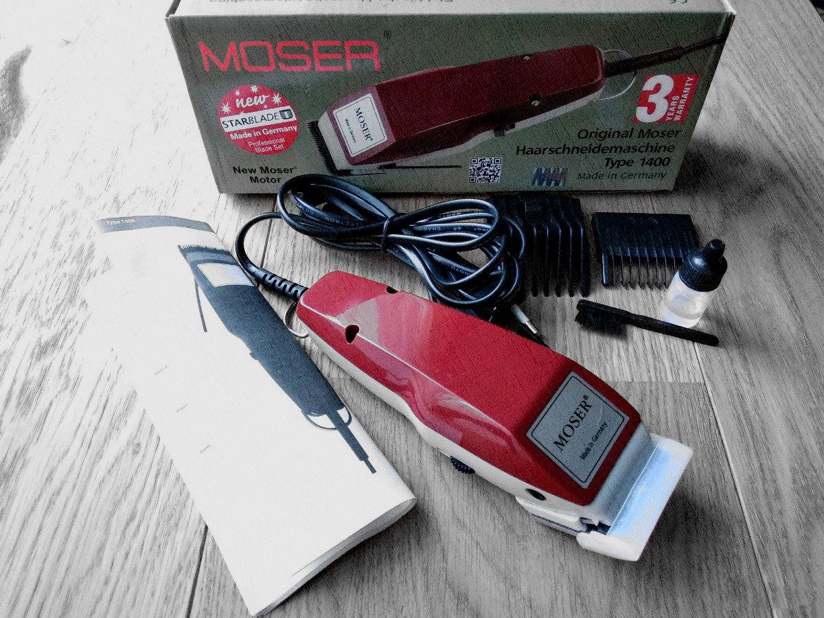 MOSER 1400-0051 Edition выбрать