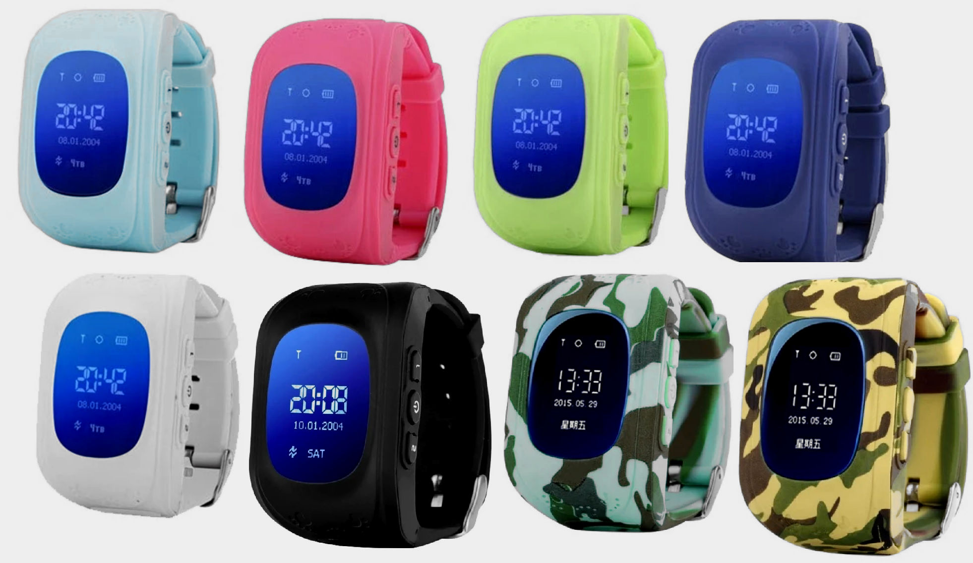 Smart Baby Watch Q50 рейтинг 2019