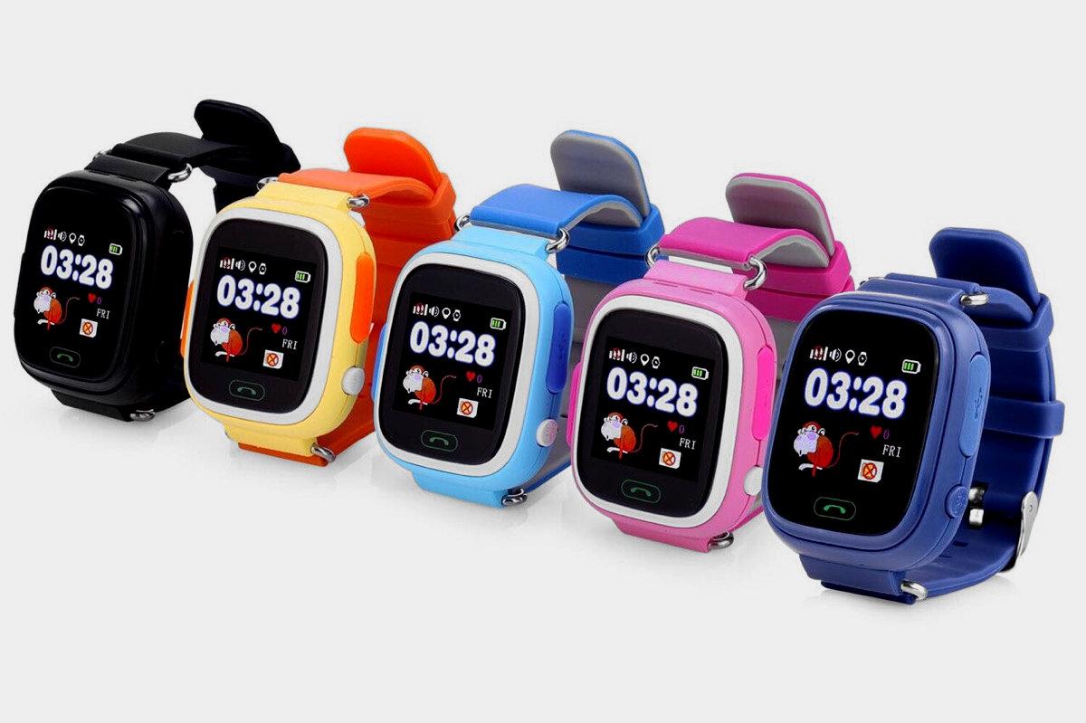 Smart Baby Watch Q90 лучше выбрать