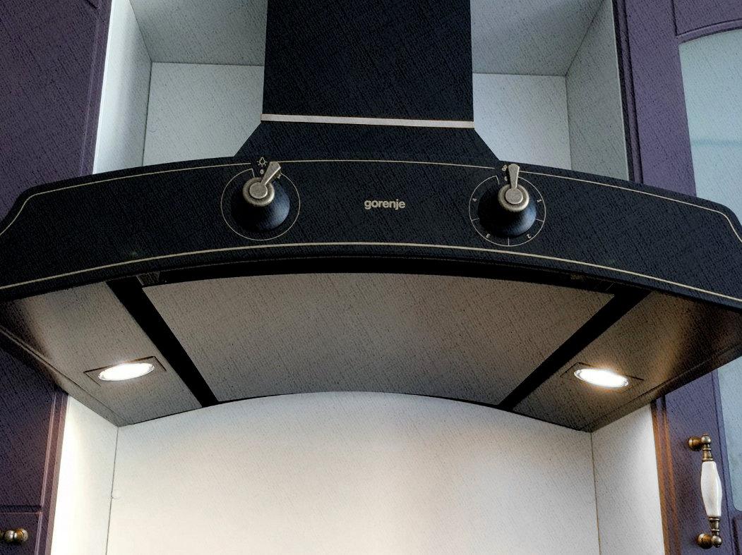 интересная дизайном в рейтинге 2019 года Gorenje Classico DK63MCLB