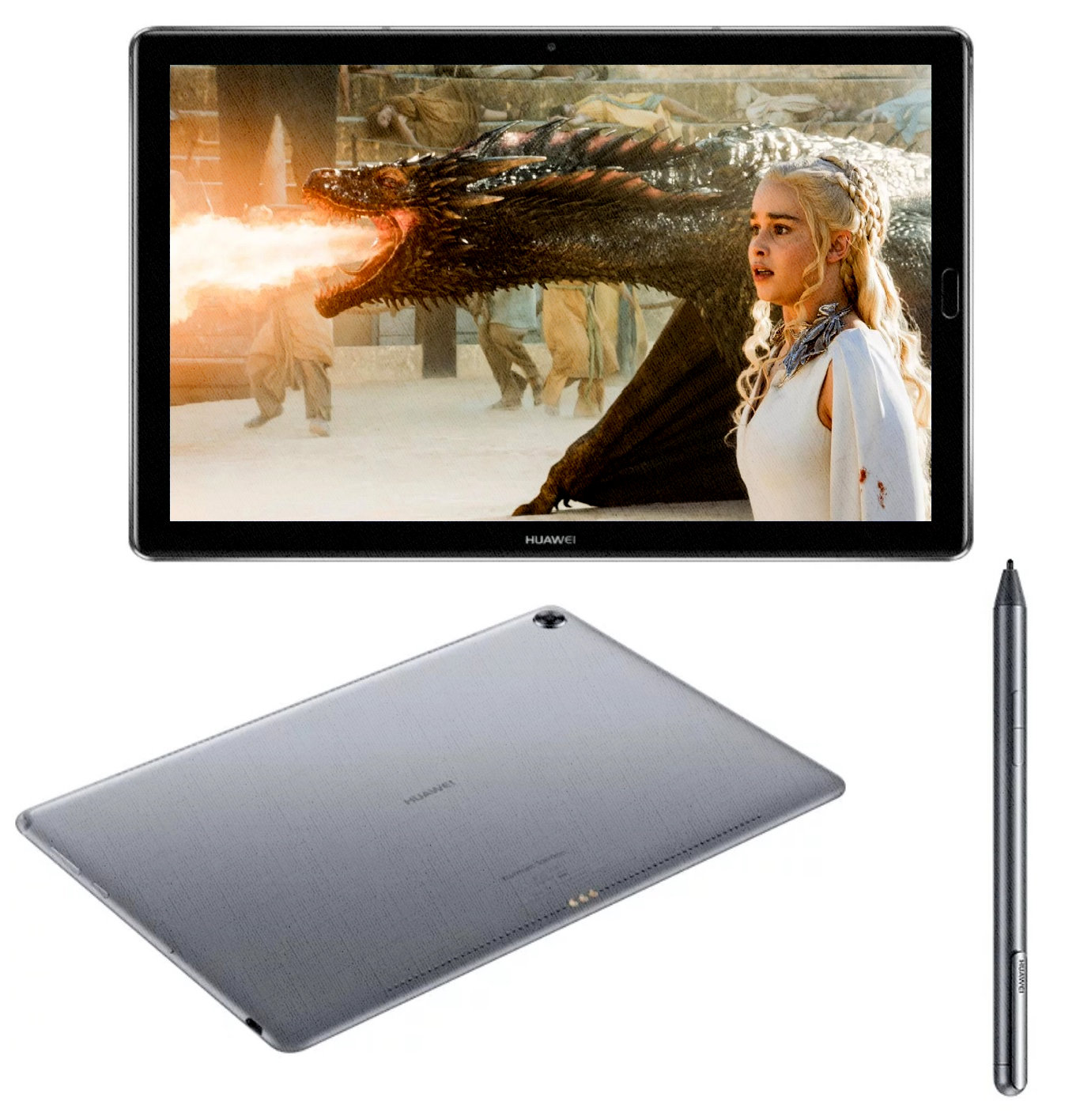 10 дюймов HUAWEI MediaPad M5 10.8 Pro