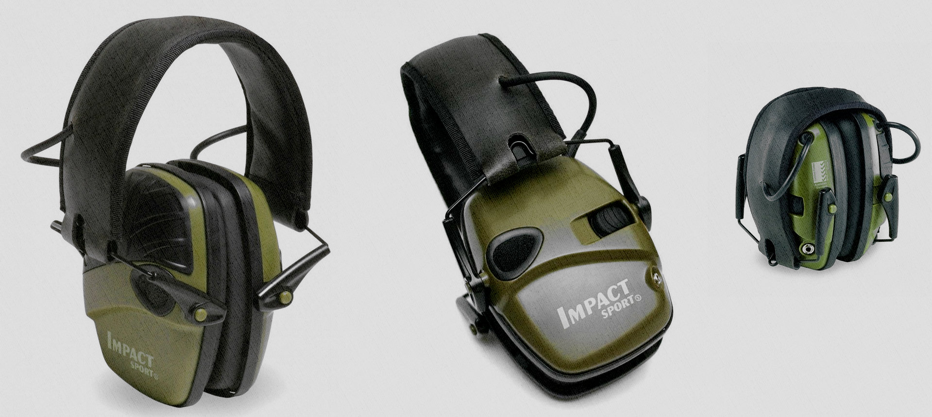 Howard Leight Impact Sport Olive