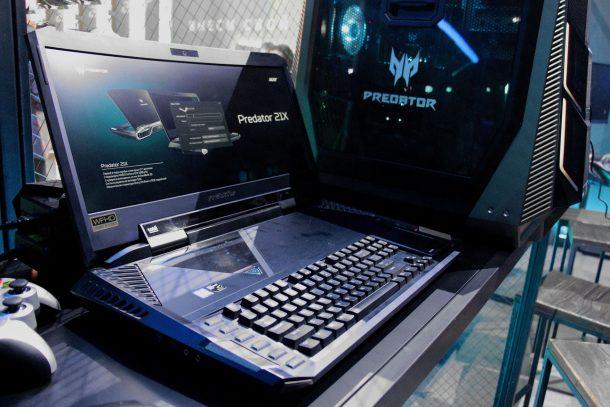 Самый мощный ноутбук в мире