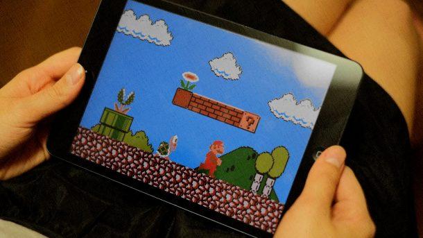 планшет подходит, как для работы так и для игр