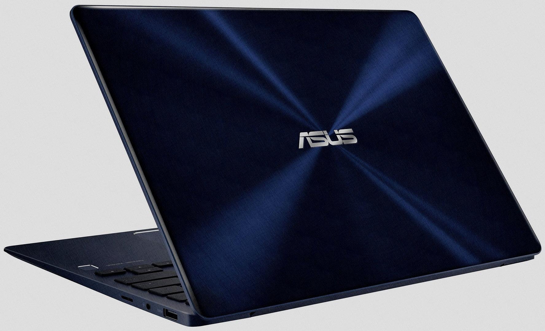 второй входит в рейтинг 2019 года ASUS Zenbook XMAS UX331UA-EG156T 90NB0GZ1-M04880 Royal Blue