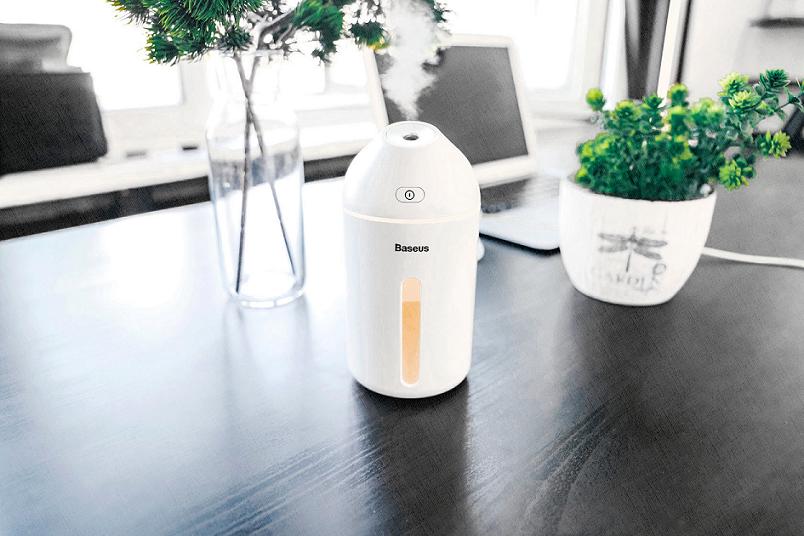 Baseus Cute Mini Humidifier один из рейтинг лучших 2019