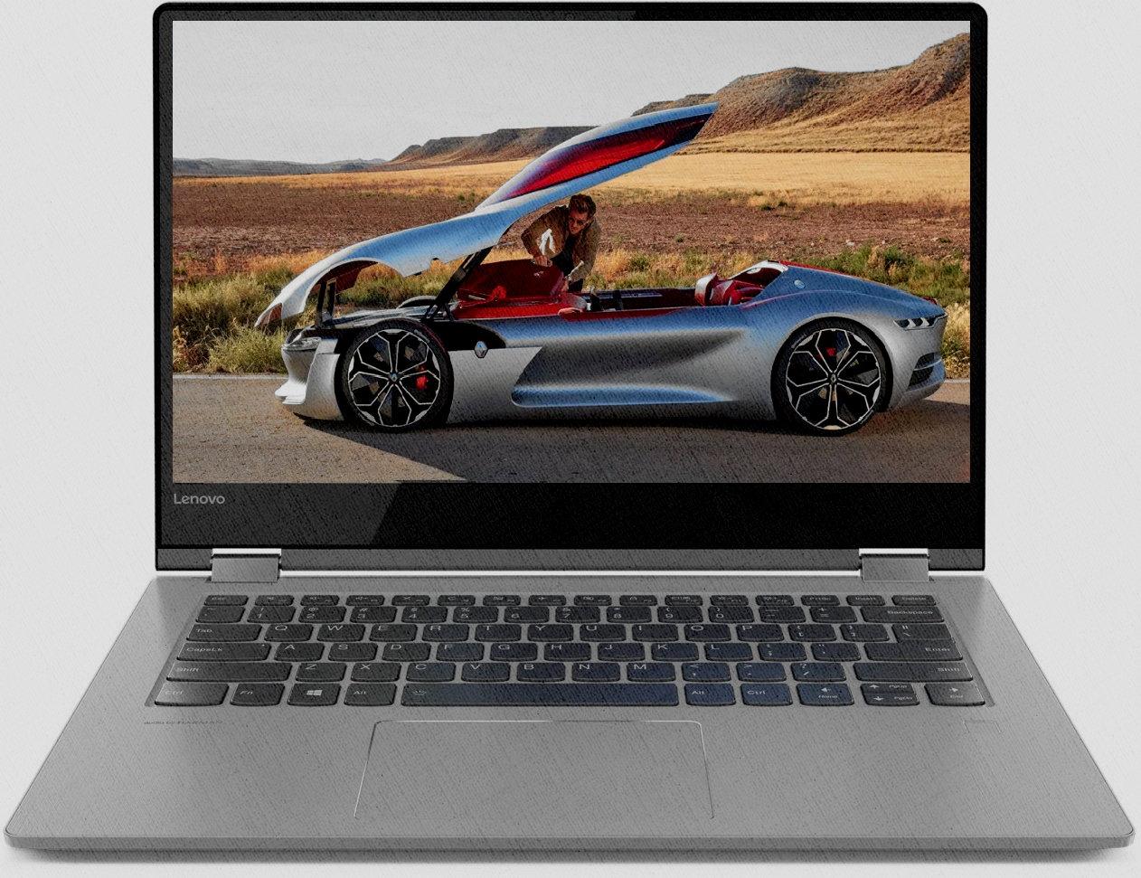 лучшая цена и качество Lenovo Yoga 530-14IKB Black 81EK009ARU