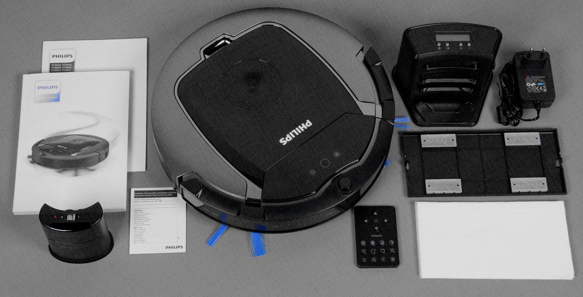 Philips FC8822 SmartPro Active