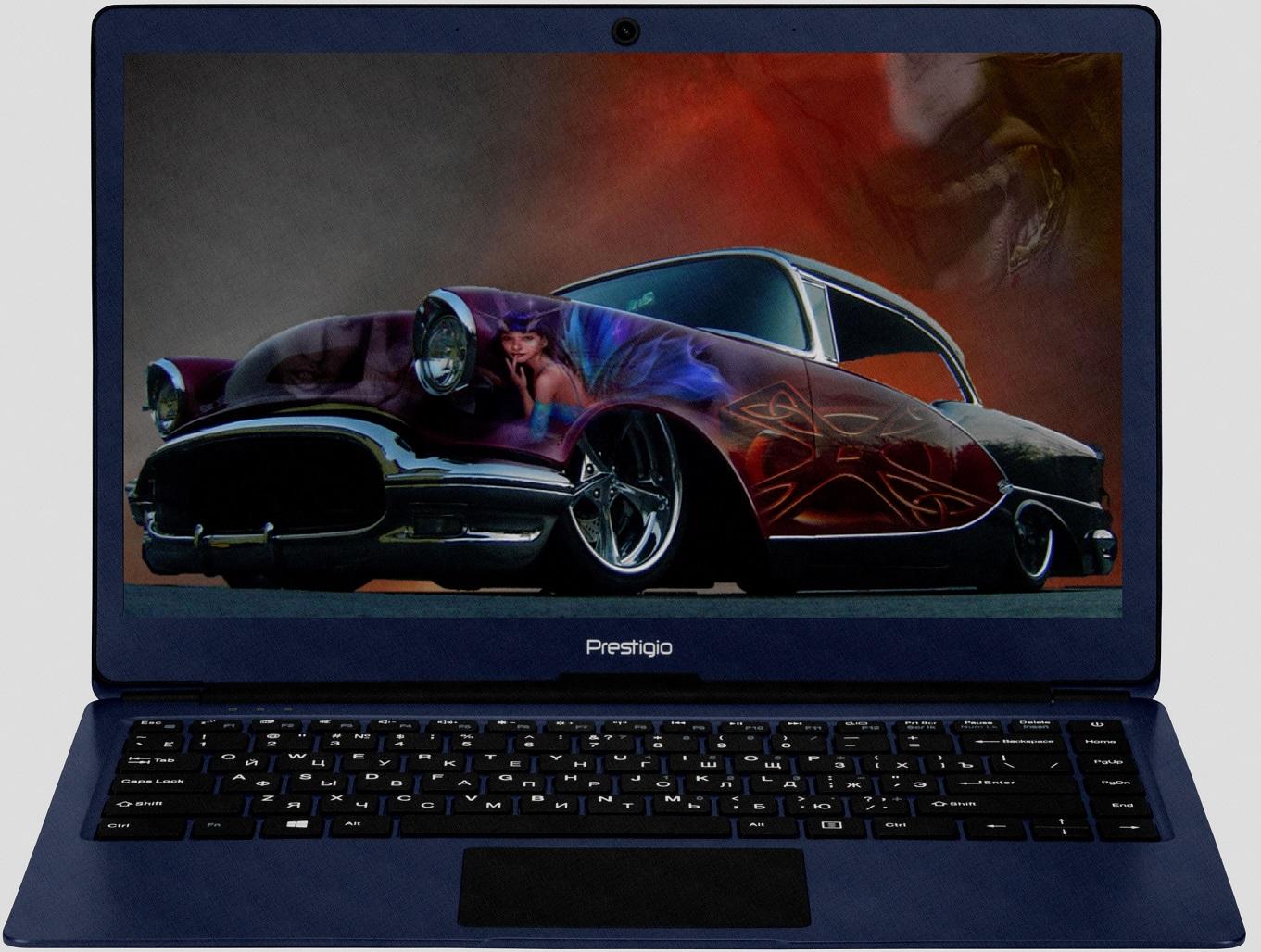 Prestigio SmartBook 141S Dark Brown PSB141S01ZFH_DB_CIS