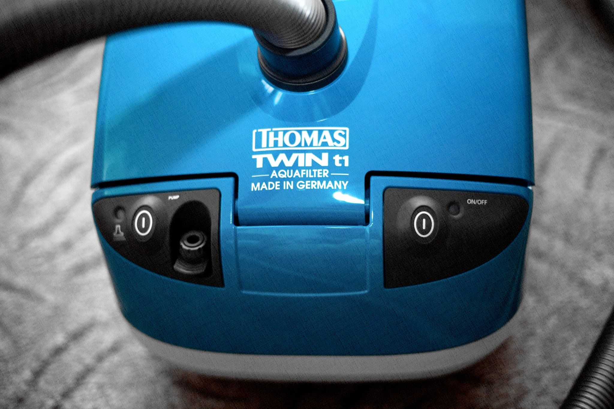 Thomas TWIN T1 Aquafilter