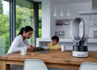 увлажнитель воздуха дайсон в кухне
