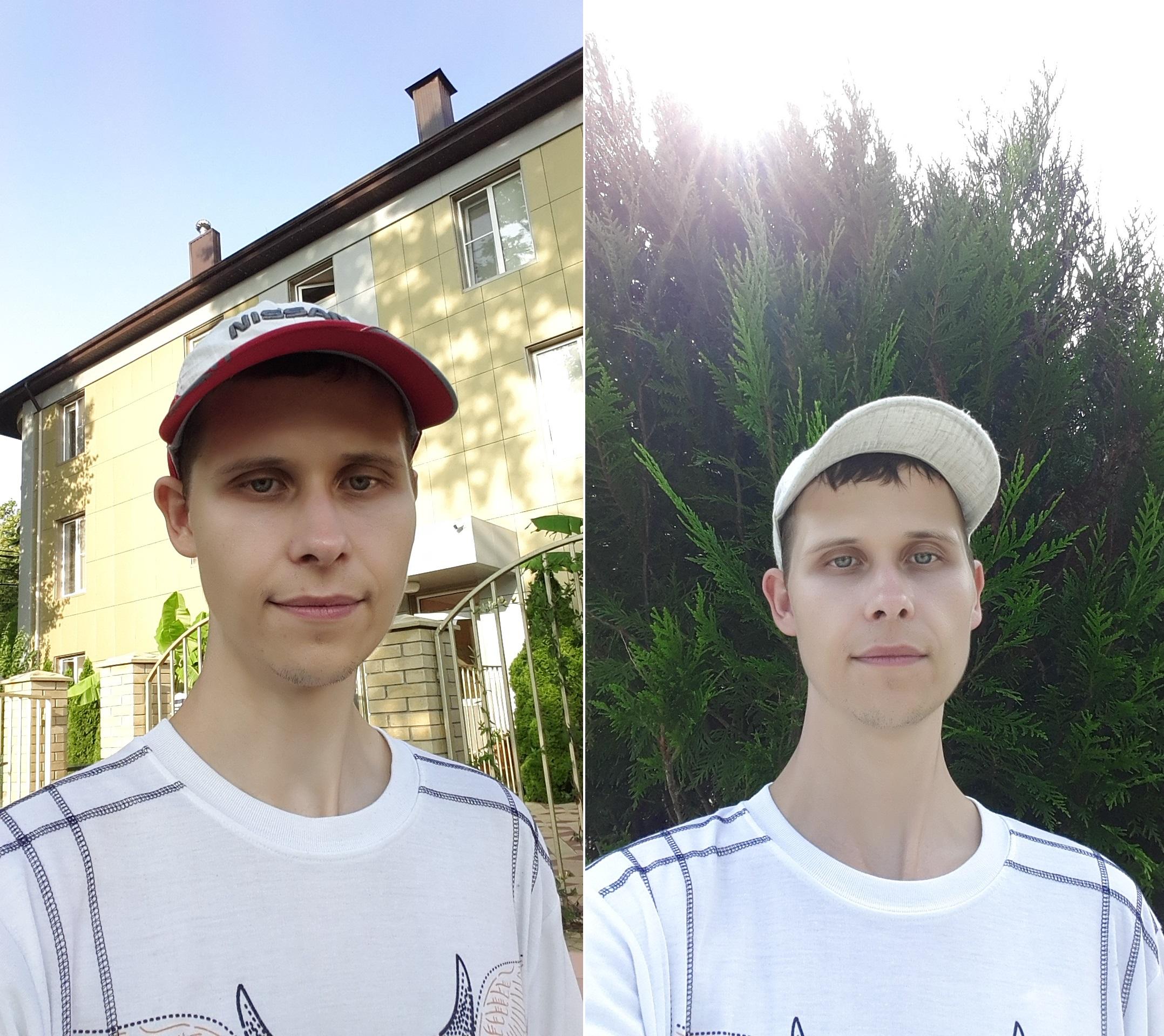 2 мои фотки на море в Ольгинке
