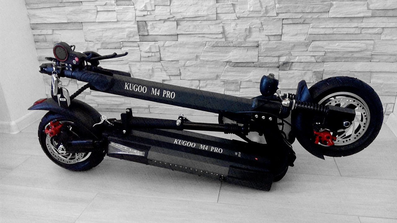 KUGOO M4 Pro 13Ah