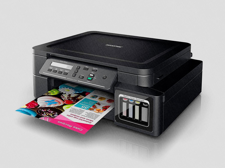 Brother DCP-T310 InkBenefit Plus - дешевый и надежный