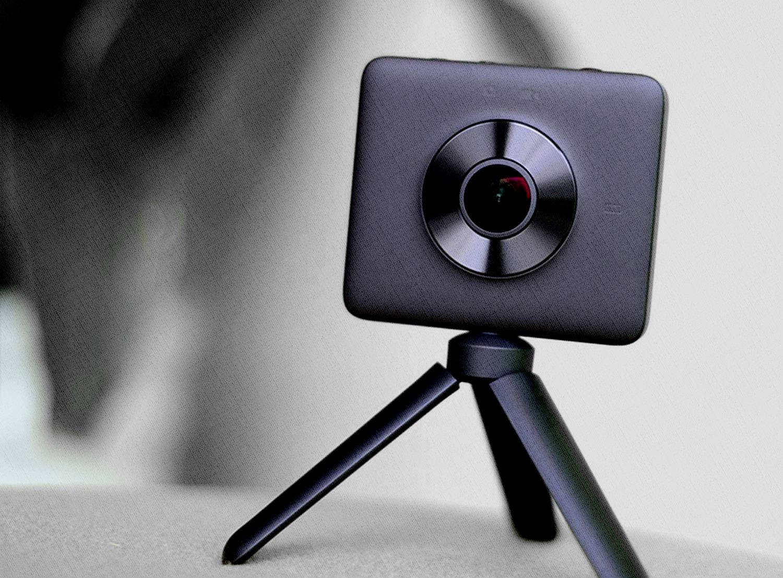 рейтинг 2019 Mijia 360 Panoramic Camera