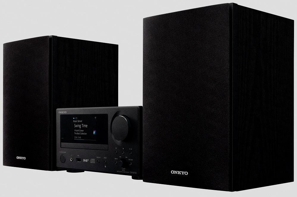Onkyo CS-N575D Black