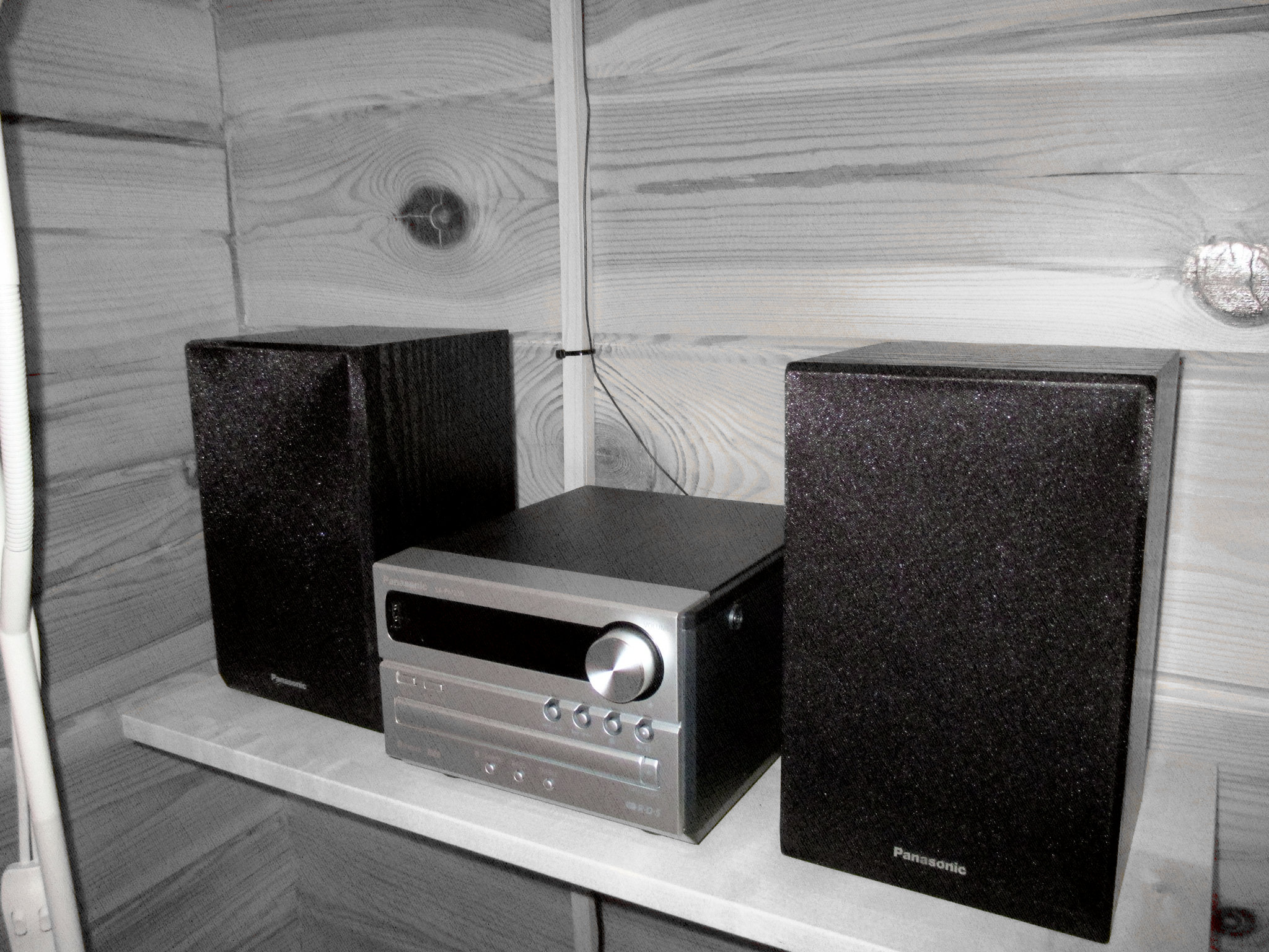 выбрать для дома Panasonic SC-PM250 Silver