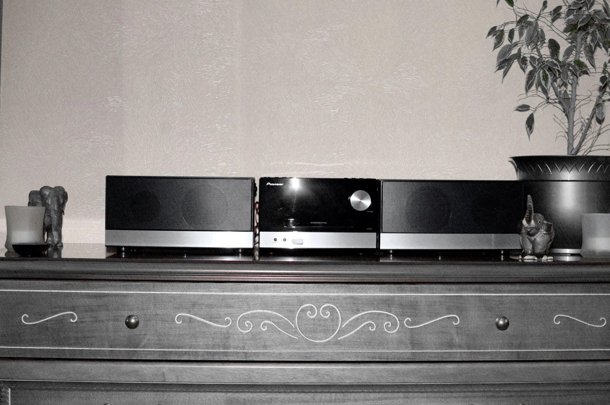 лучше выбрать для дома Pioneer X-PM12