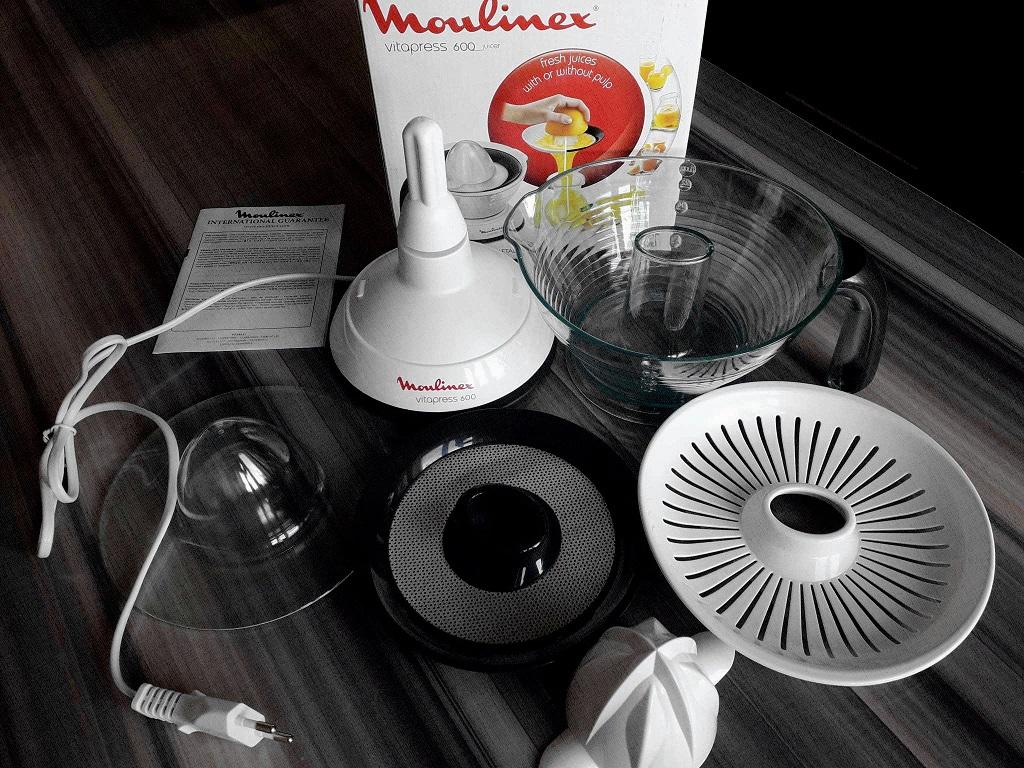 Moulinex PC 300B10 Vitapress 600