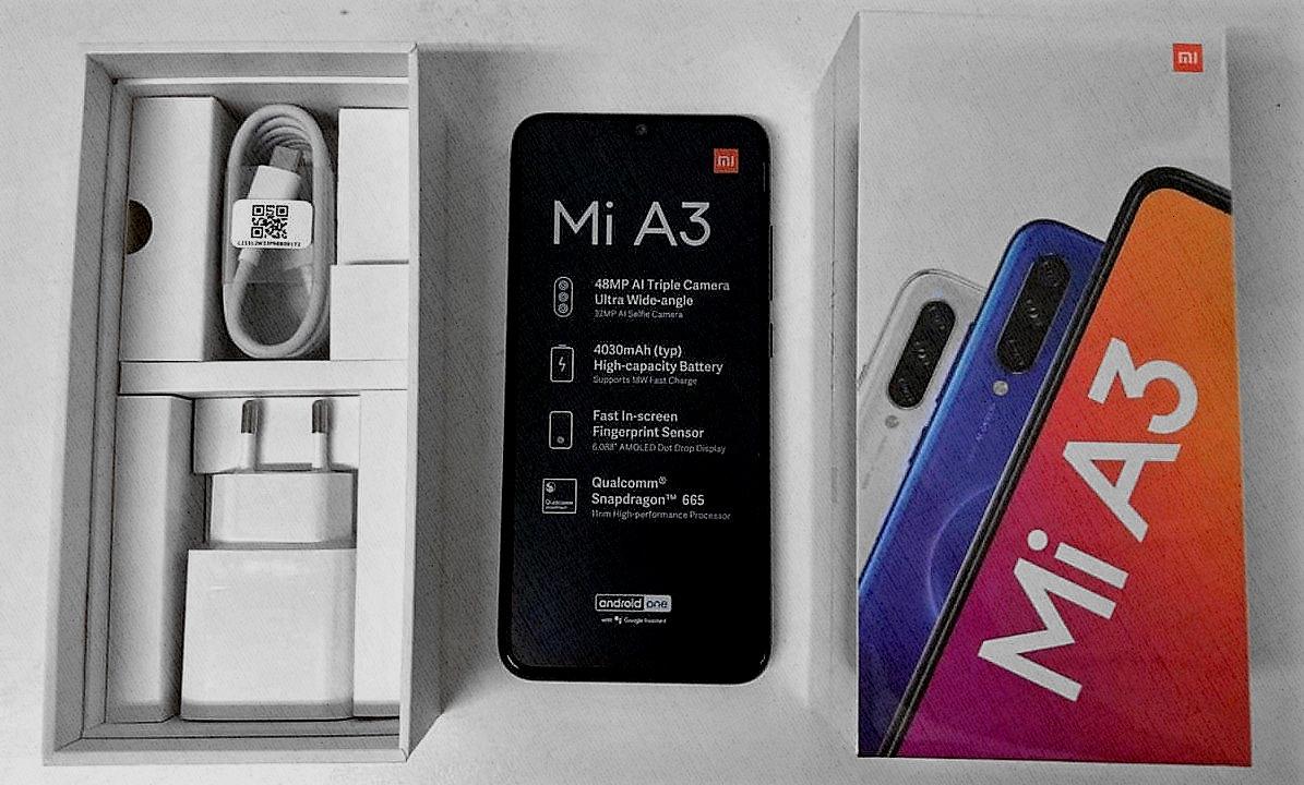 Xiaomi Mi A3 4/64Гб - и вот вопрос, какой выбрать цвет