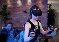 очки виртуальной реальности впечатляет всех, кто погружается