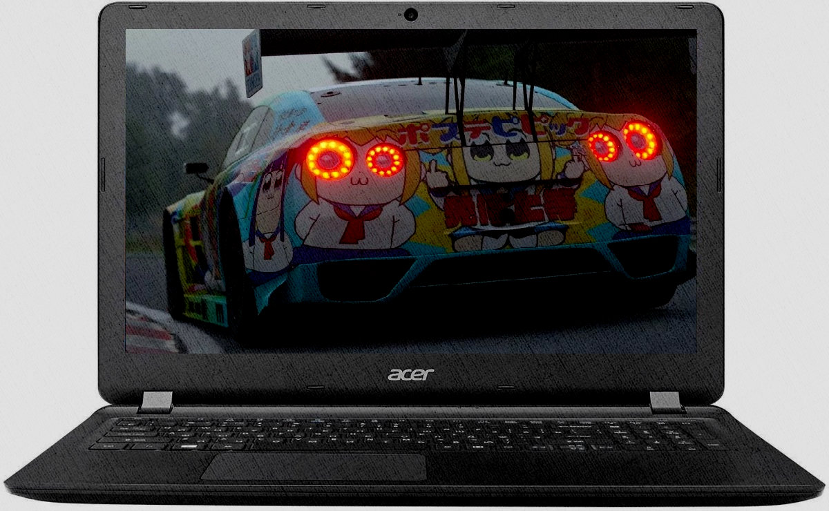 Acer Extensa EX215-51K-323K Black