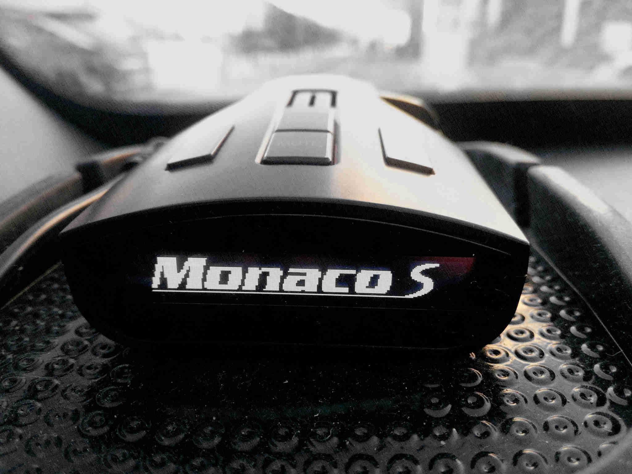 SilverStone F1 Monaco S