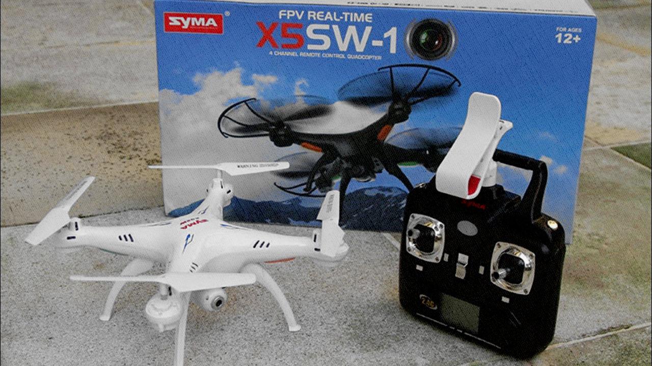 Syma X5SW для ребёнка 8 лет