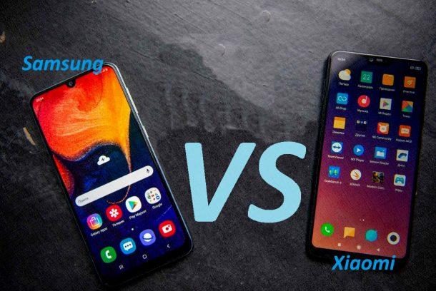 samsung или xiaomi - что лучше выбрать