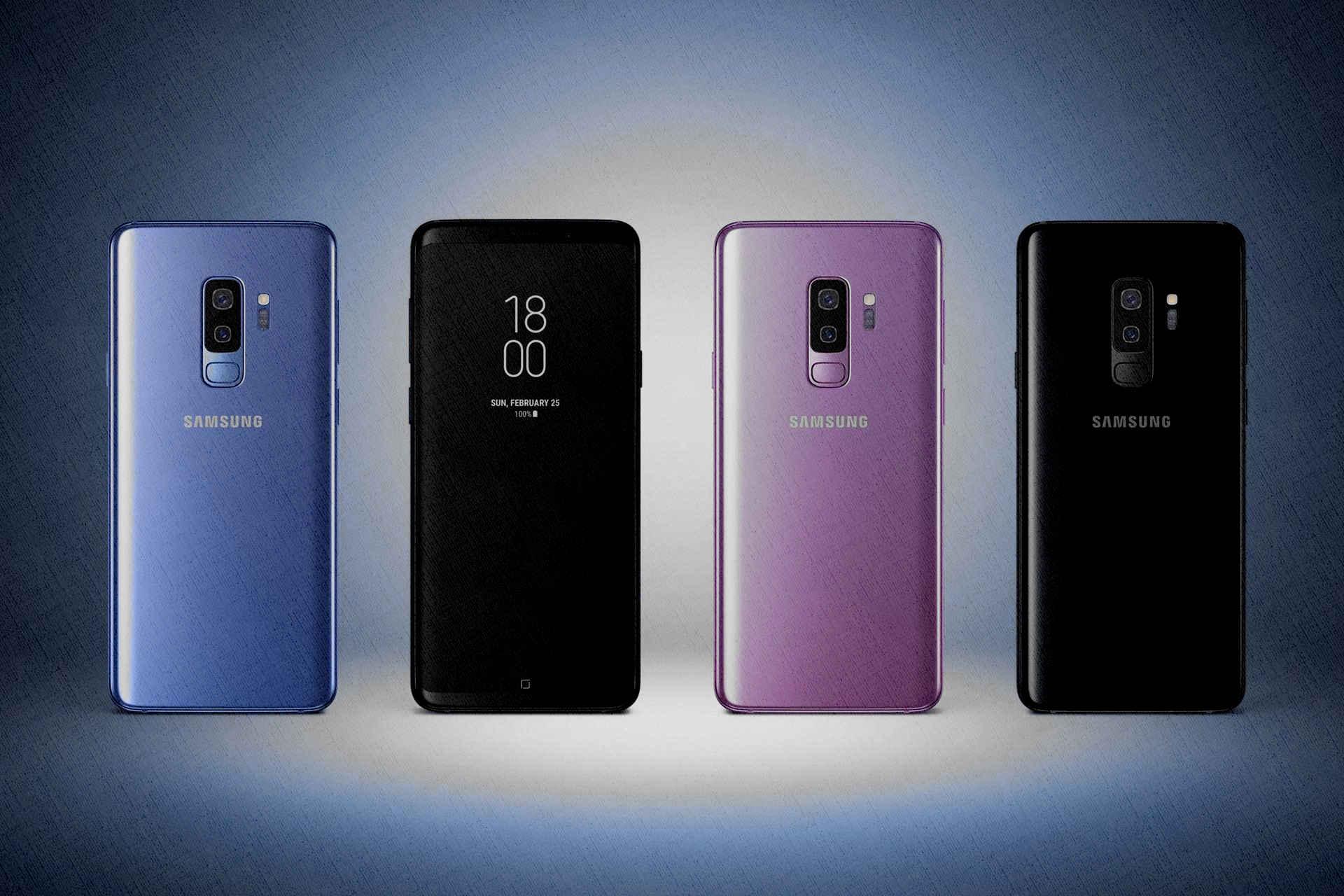 отзывы Samsung Galaxy S9 какой лучше