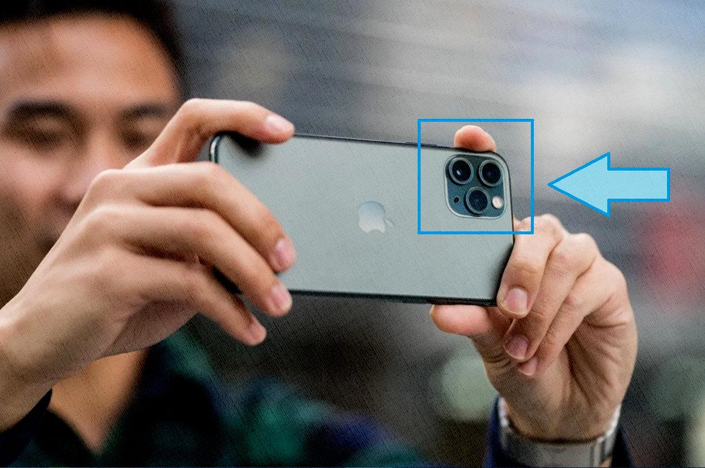 камеры в айфонах улучшились намного