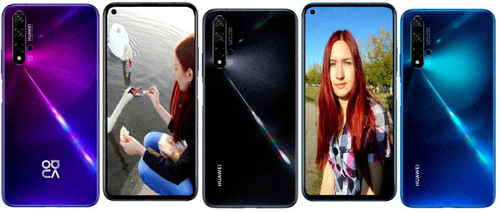 HUAWEI Nova 5T купить в 2020 году