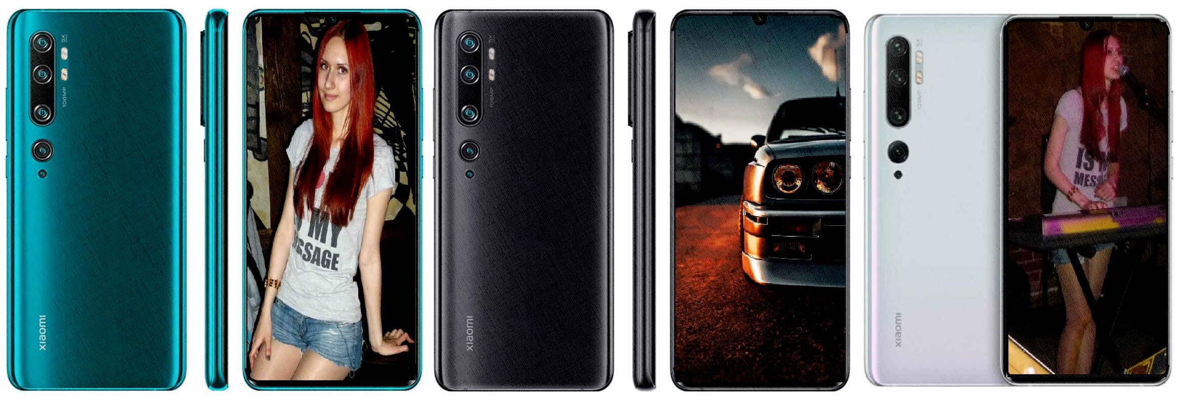 Xiaomi Mi Note 10 - самый лучший в 2020 году