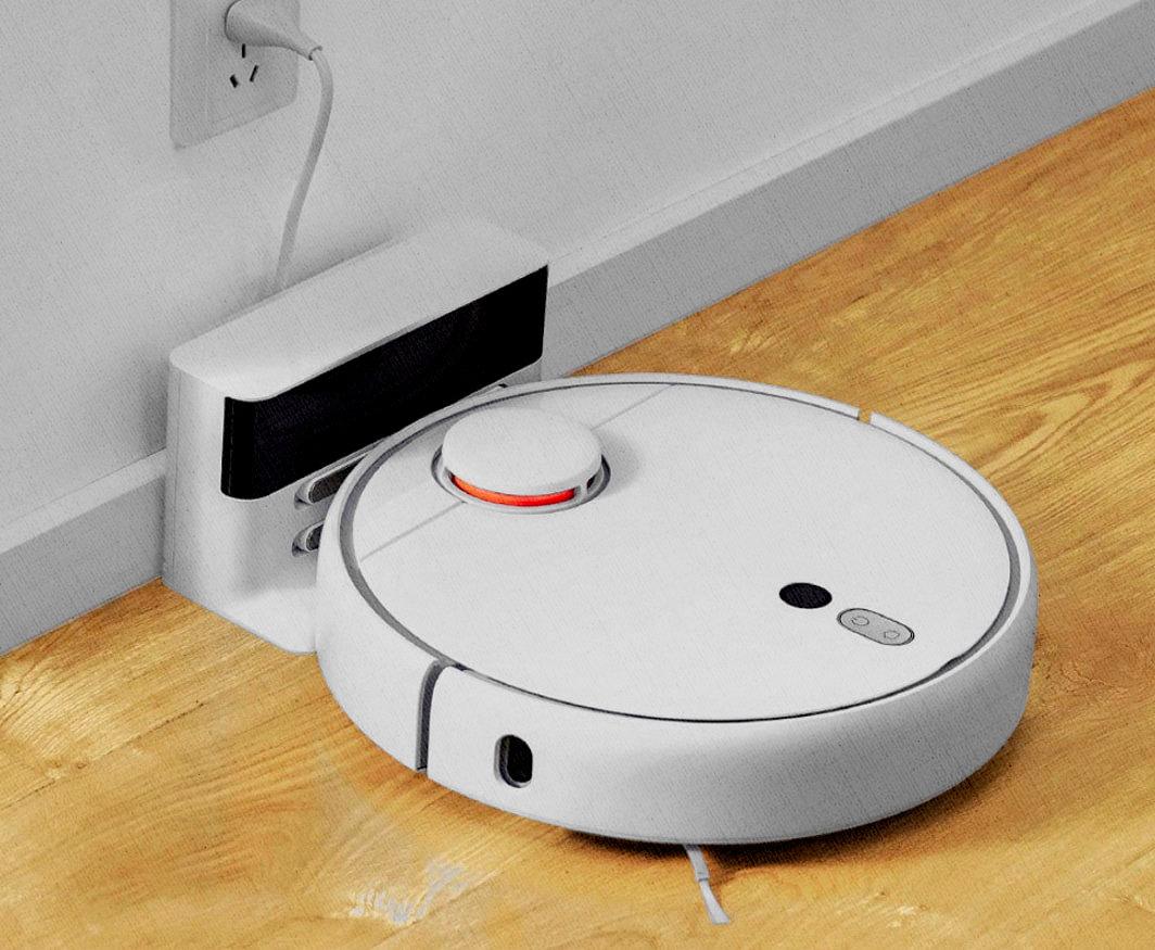 лучший 2020 года : Xiaomi Mi Robot Vacuum Cleaner 1S