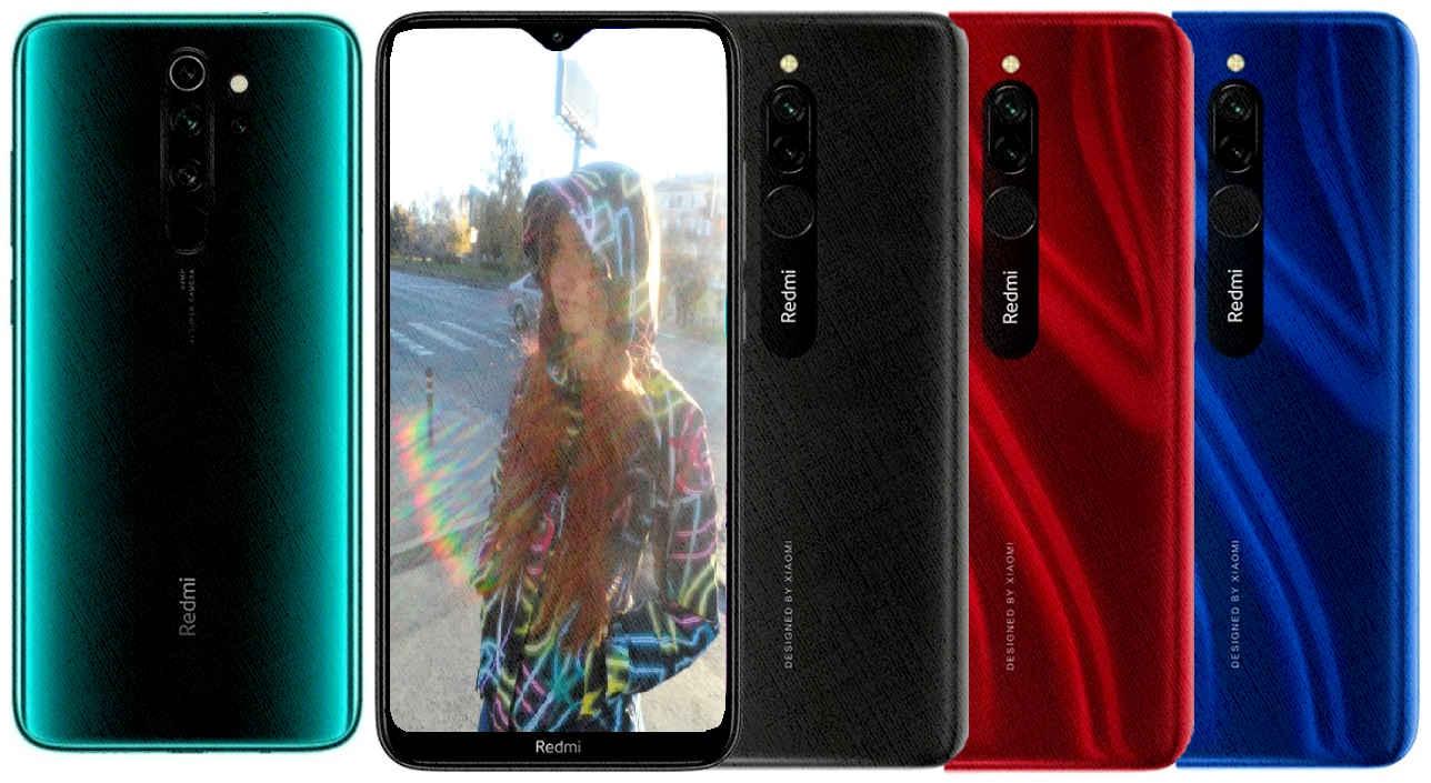 Xiaomi Redmi 8 : лучшие 2020 года