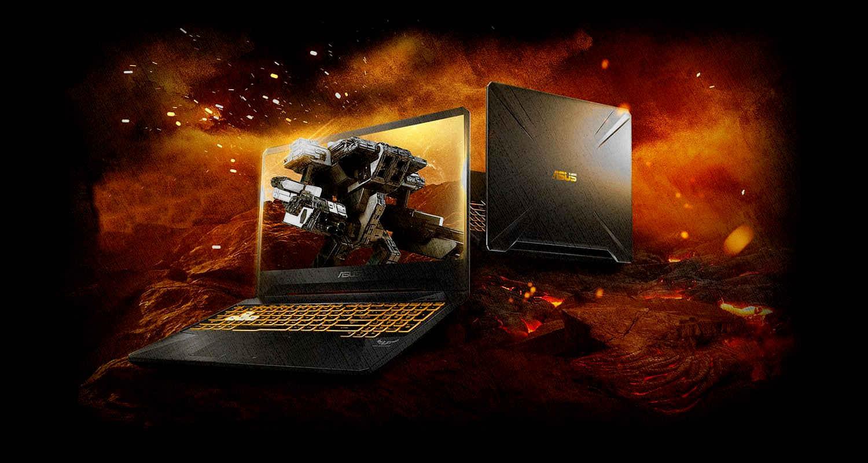 ASUS TUF Gaming FX505DD-BQ279T Dark Grey