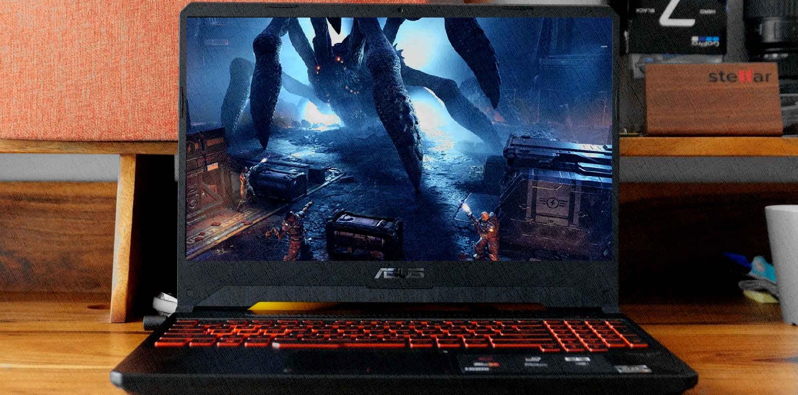 ASUS TUF Gaming FX505DY-BQ024T недорогой 2020 года
