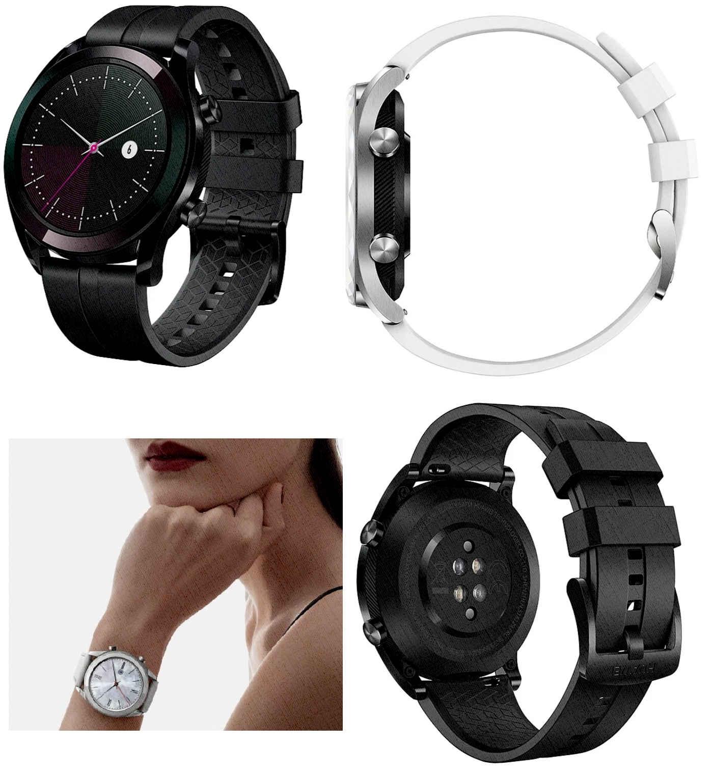 цена качество в 2020 году для мужчин и для женщин HUAWEI Watch GT Elegant