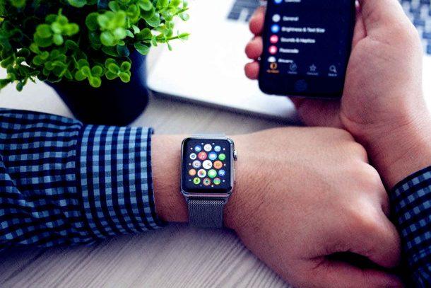 смарт часы похожие на apple watch s5