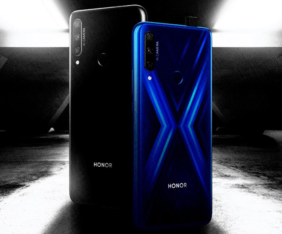 Honor 9X - лучшие 2020 года