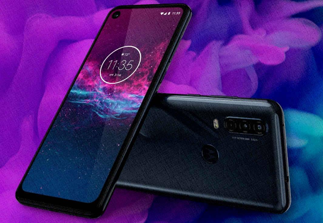 Motorola One Action попал в рейтинг бюджетные 2020 года